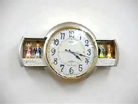 【楽天市場】時計 > からくり時計:インテリア雑貨 …