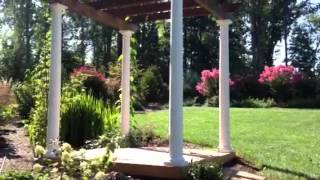 Wedding Pergola By Archadeck Piedmont Triad