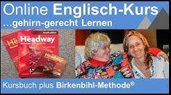 Online gehirn-gerecht Englisch lernen mit der Birkenbihl-Methode