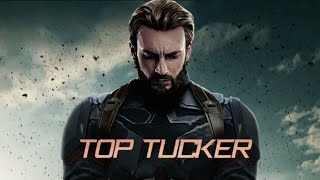 Cover images Top-Tucker song in captainamerica Version