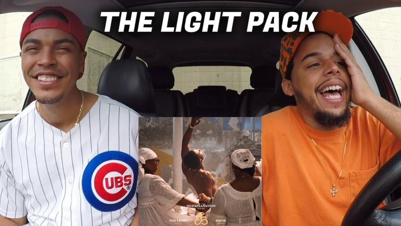 JOEY BADA$$ - THE LIGHT PACK | REACTION REVIEW - YouTube