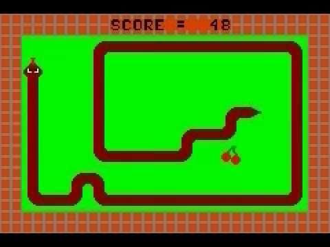 Classic Snake Game Snake - Maximum score ...