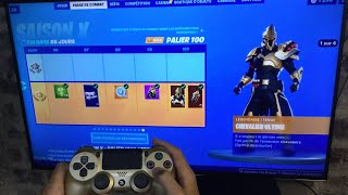 [BUG] BE PALIER 100 SAISON 10 FREE ON FORTNITE! MPA TIER 100 (SWITCH/PS4/XBOX/PC)😨