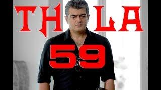 Thala 59 - Ajith to work with this Director? | Ajith | Viswasam | Nayanthara