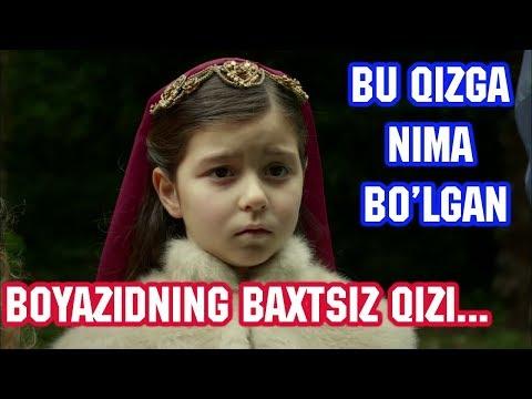 Boyazidning Baxtsiz Qizi Oysha Sulton Haqida. (muhtasham Yuz Yil)