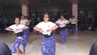 Pendet LKB Saraswati TIM-Halim (1)