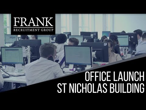 Frank Recruitment Group - Bringing all staff in Newcastle under one roof