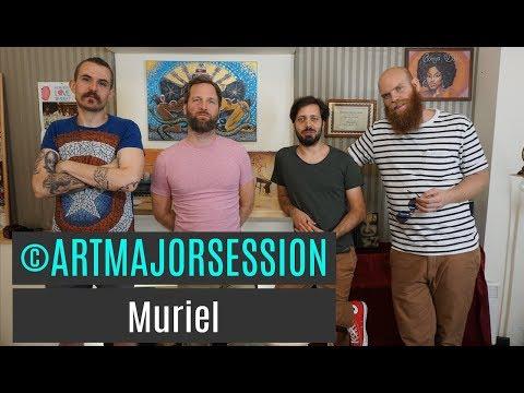 Muriel - Interview I Art Major Session