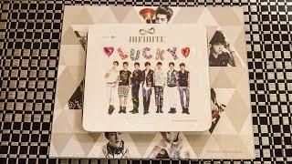 Unboxing | Infinite Vol 1 Star Cards + Binder