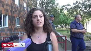 Սասնա ծռերից Սմբատ Բարսեղյանի քրոջը թույլ չեն տվել նիստի մասնակցել