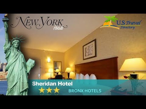 Sheridan Hotel - Bronx Hotels, New York