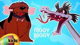Dinky Dog | Episode 6 | Foggy  Doggy | Animated Series | Mango Kids