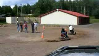 Rocket Bar Stool Race 9