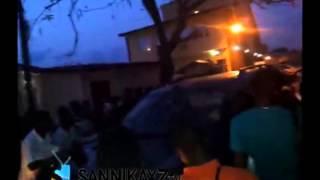 UNILAG STUDENTS ATTACK DAVIDO OMO BABA OLOWO