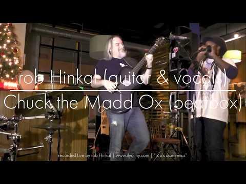 Rob Hinkal & Chuck The Madd Ox - Stevie Wonder's