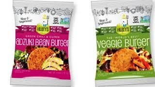 Adzuki Bean And World's Best Veggie Burger Review