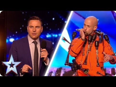 Acts Your WEIRD UNCLE Would LOVE! | Britain's Got Talent