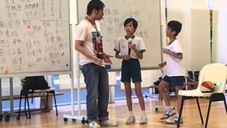 香港教育學院賽馬會小學A MAN超人品格班02
