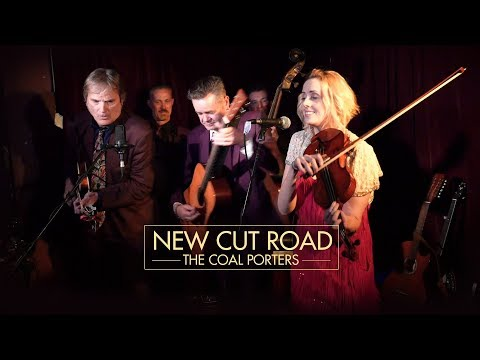 The Coal Porters - New Cut Road (Live at the Green Note)
