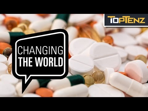 Top 10 Bizarre Ways Pharmaceutical DRUGS Change the ENVIRONM