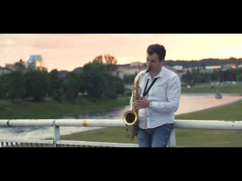 Louis Armstrong - What a Wonderful World Saxophone Cover by Juozas Kuraitis