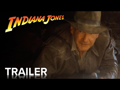 INDIANA JONES AND THE KINGDOM OF THE CRYSTAL SKULL   Official Trailer   Paramount Movies