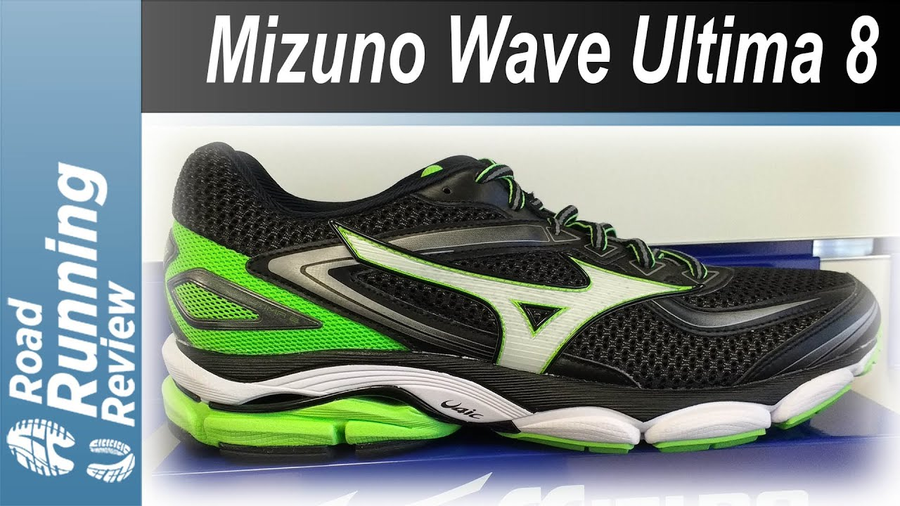 Mizuno Wave Ultima 8 Review