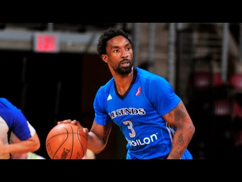 Ben Gordon NBA D-League Season Highlights w/ Texas Legends