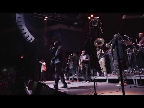 The Soul Rebels ft GZA of Wu Tang Clan