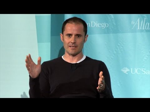 The Atlantic Meets the Pacific: Exploring Technology with Evan Williams