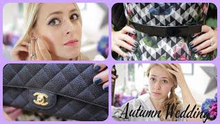 Get Ready With Me: Autumn Wedding! Thumbnail