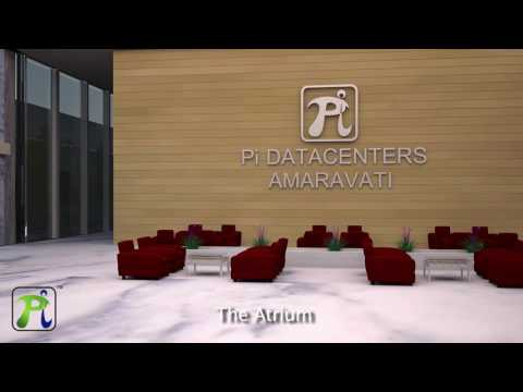 Pi Amaravati, Asia's Largest Uptime Institute TIER IV Certified Data Center.