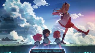 ♥♥ Nightcore ♥♥ Thunder - Imagine Dragons (Maddie Wilson Cover)