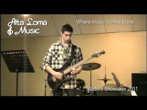Guitar Lessons Norco CA -   @ Alta Loma Music Lessons Showcase