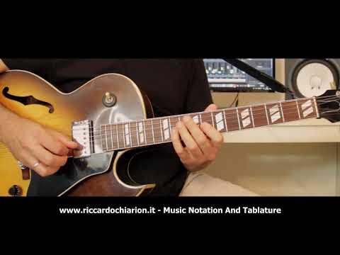 Jazz Guitar Lick #7