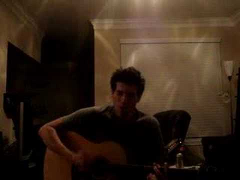 Joshua Price Howie Day Collide Cover Acoustic Live