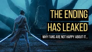 Episode 9 Leaked Ending & Why Star Wars Are NOT Happy...