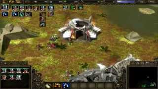 Spellforce 2 Shadow Wars - Mission 25 - Dragh