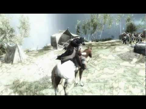 Assassin's Creed 3: how to air assassinate John Pitcairn