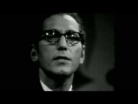 Tom Lehrer - Wernher von Braun - with intro - widescreen