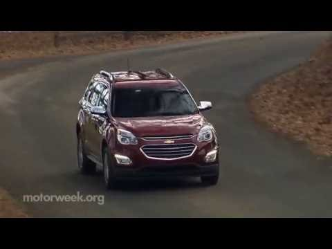 MotorWeek | Road Test: 2016 Chevrolet Equinox