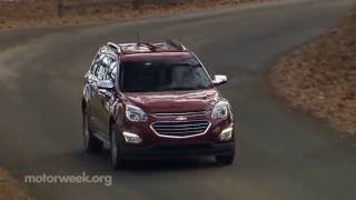 MotorWeek | Road Test: 2016 Chevrolet Equinox