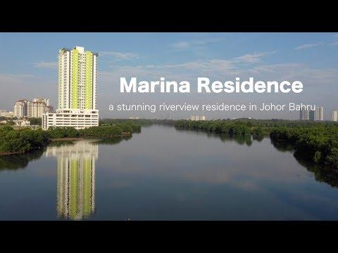 Marina Residence Johor Bahru - A Stunning River-View Residence
