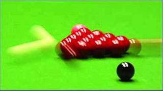 Snooker break sound effect pool billiards balls rolling sounds