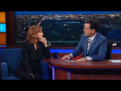 Susan Sarandon Broke Up With Hillary