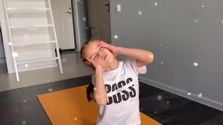 Miroslava Lebedeva Dance Танцуем с Николаем Морозовым Фигуристка Красивый танец Мирослава