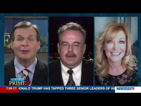 Newmax Prime | Michael Flanagan and Andrea Kaye discuss Mitt Romney as Trump