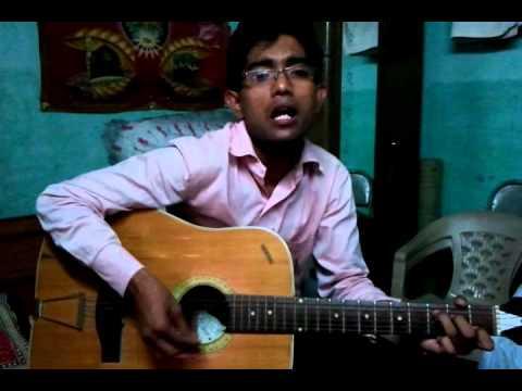 main jahan rahoon on guitar(Amol J) - YouTube