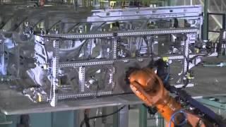 Mercedes-Benz завод Кечкемет Венгрия.