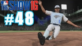 SCARED THE CRAP OUT OF ME! | MLB The Show 16 | Diamond Dynasty #48